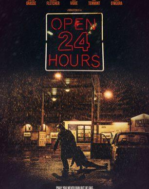 دانلود فیلم Open 24 Hours 2018