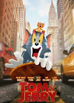 دانلود انیمیشن Tom and Jerry 2021