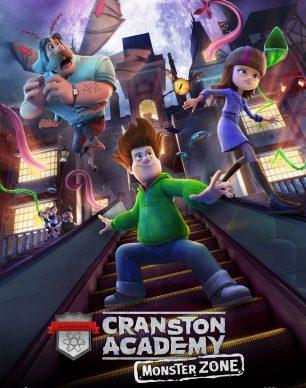 دانلود انیمیشن Cranston Academy: Monster Zone 2020