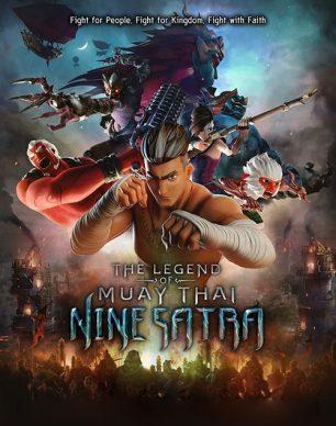 دانلود انیمیشن The Legend of Muay Thai : 9 Satra 2018