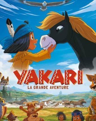 دانلود انیمیشن Yakari: a Spectacular Journey 2020