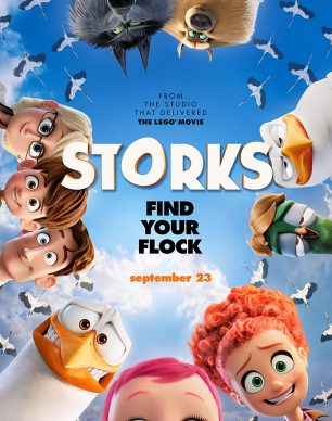 دانلود انیمیشن Storks 2016