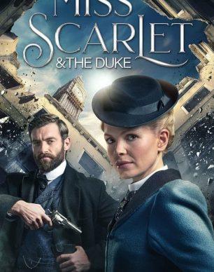 سریال Miss Scarlet & the Duke با زیرنویس چسبیده