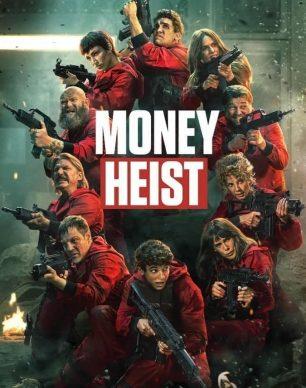 دانلود سریال Money Heist با زیرنویس فارسی چسبیده